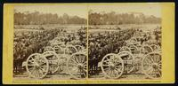 Major Robertson's battery of horse artillery, near Richmond, June, 1862