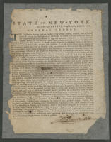 State of New-York. Head-quarters, Poughkeepsie, July 1st, 1781. General orders.