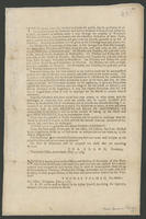 treasurer takes this method to inform the public, that in pursuance of advice received from the governor and sundry members of Council and Assembly, he shall, by himself or assistant, make a tour through the counties of Windham, Windsor and Orange, for a