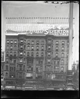 42nd Street at Fifth Avenue, New York City, August 1921: Goodrich Silvertown Cord Tires.
