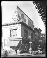 Third Avenue and East 166th Street, Bronx, New York City, September 29, 1934:  Hostess Cakes, Beech-Nut Chewing Gum, Heinz Onion Soup, Buster Brown Shoes for Girls (partial). Also storefront for Philips Department Store.