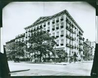 Brevoort Hotel, Fifth Avenue and 8th Street, New York City, undated. (Roege 9338)