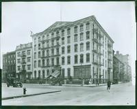 Brevoort Hotel, Fifth Avenue and 8th Street, New York City, 1919. (Roege 9339)