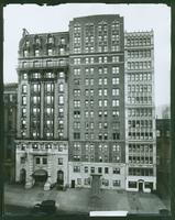 104 - 118 West 72nd Street, New York City, 1924. (Roege 9470)