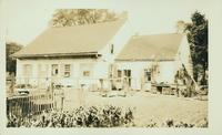 Gravesend: C. Lake House, built 1820, east side of Van Sicklen Street at [between?]  Village Road South and Neck Road, adjoining the town cemetery, 1922. Demolished by 1937.