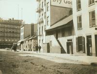 Greenwich Village: Weehawken Street between W. 10th Street and Christopher Street, undated.
