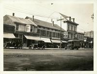 Flushing: 29 - 31 Main Street, west side, 1922.