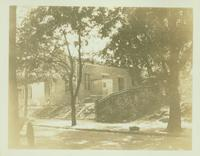 Flushing: Colored School, Lincoln Avenue, south side, between Main Street and Union Street, 1922.