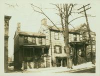 Flushing: Craig House, 108 Lincoln Avenue, north side, east of Main Street, 1923.