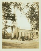 Flushing: First Congregational Church, Bowne Avenue and Lincoln Avenue, 1922.