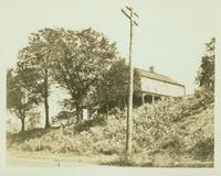 Flushing: Eliphalet Stratton, east side of 13th Street (College Point Road), south of 9th Avenue, College Point, 1922. Built 1789.