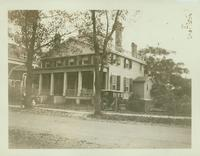 Jamaica: Captain Jeremiah Briggs House, west side of Briggs Avenue (117th Street), south of Jamaica Avenue, Richmond Hill, 1922.