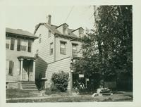 Jamaica: Daniel Brush [?] House, 32 New York Avenue, west side, between Jamaica Avenue and L.I.R.R. tracks, 1922. Second site; demolished by 1938.