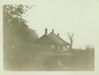 Jamaica: Daniel Baylies House, south side of Jericho Turnpike opposite Queens Grove at Walker Street (242nd Street), 1922.