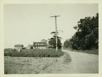Jamaica: Christian Nicklaus House, Three Mile Mill Road near Old South Road south of 146th Avenue, 1922. Destroyed by fire, 1929.