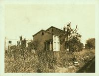 Jamaica: Abraam Van Siclen [?] House, north side of Liberty Avenue east of 105th Street [125th Street?], 1923.