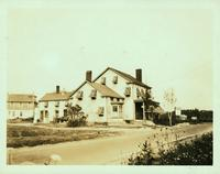 Jamaica: Charles Belz's inn, southwest corner of Farmers Avenue and Merrick Road, Springfield Manor, 1923.