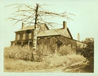 Jamaica: Charles DeBevoise House, east side of Farmers Avenue, 300 feet south of Hilton Street, 1922.