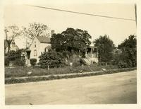 Newtown: 53 Court Street (D.J. Patten, Dr. Henry Holt), north side, west of Suydam Place (Lewis Avenue), 1923.