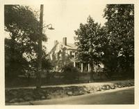 Newtown: 23 Elmhurst Avenue, north side, one block east of Broadway, 1923.