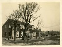 Newtown: west side of Trains Meadow Road at 24th Street opposite Patterson Avenue, 1923.