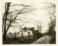 Newtown: west side of Trains Meadow Road, about 3 blocks north of Flushing Avenue, 1923.