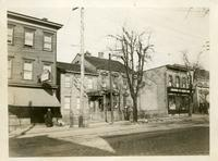 Newtown: 28 Grand Street, north side near Fisk Avenue, Maspeth, 1924.