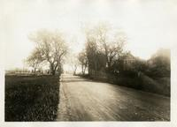 Gravesend: Neck Road near Ocean Avenue, looking east, 1922.