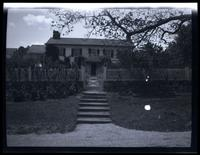 Bronx: unidentified house, undated.