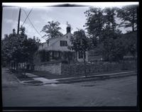 Bronx: [Samler House, northwest corner of Newton Avenue (old Albany Post Road) and W. 254th Street, undated.]