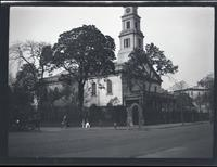 East Village: St. Mark's Church-in-the-Bowery, undated.