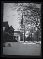 Flushing: [First Congregational Church, Bowne Avenue and Lincoln Avenue, 1923].