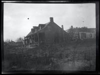Jamaica: Dover [?] Ditmars House, 3915 Jamaica Avenue, north side between 127th Street and L.I.R.R. tracks, undated. Demolished.