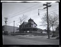 Jamaica: A. Colyer House, southeast corner of Jamaica Avenue and 197th Street (Carpenter Avenue), Hollis, undated.