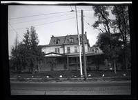 Jamaica: Daniel Carpenter House, 793 Jamaica Avenue at about 182nd Street, 1922.