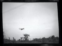 Jamaica: airplane, Police Field Day at Jamaica Race Track near old Rockaway Turnpike, September 15, 1922.