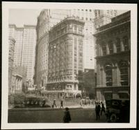 New York City: New York Produce Exchange Bank Building, 10-12 Broadway, undated.