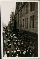 New York City: 23rd Street near Sixth Avenue, undated.