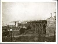 New York City: Broadway and 125th Street viaduct, undated.