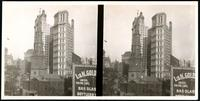 New York City: St. Paul's Chapel, Broadway and Vesey Street, undated. Stereograph.