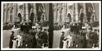 New York City: St. Nicholas' Collegiate Church, 48th Street and Fifth Avenue, undated. Stereograph.