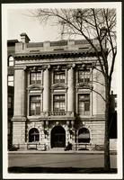 New York City: American Geographical Society Building, 156th Street and Broadway, undated.