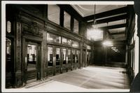 New York City: vestibule interior, B. Altman & Co. department store, Fifth Avenue and 34th Street, undated.