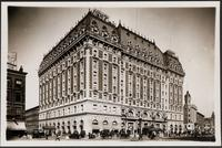 New York City: Astor Hotel, Broadway between 44th Street and 45th Street, undated.