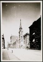 New York City: Marble Collegiate Church, Fifth Avenue and 29th Street, undated.