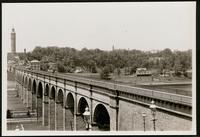 New York City: High Bridge connecting Manhattan and the Bronx, undated.