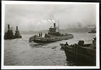 New York City: tugboat 'Edith,' 1908.