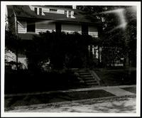 New York City: unidentified house, undated. Queens.