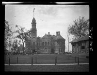 New York City: United States Immigration Service Building in Battery Park, undated.