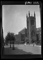 New York City: Church of the Ascension Episcopal Church, northwest corner of Fifth Avenue and 10th Street, undated.